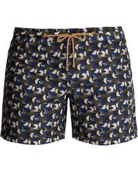 Thorsun - Titan Fit Sol Print Swim Shorts - Lyst