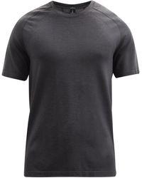 lululemon athletica Metal Vent Tech 2.0 T-shirt - Black