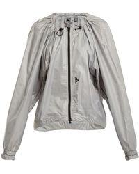 adidas By Stella McCartney - Run Adizero Gathered Performance Jacket - Lyst