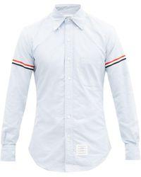 Thom Browne - ボタンダウンカラー コットンシャツ - Lyst