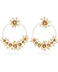 Ann Demeulemeester Anahata Diamond, Sapphire, Opal & 18kt Gold Ring - Pink