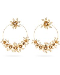 Charlotte Chesnais Anahata Diamond, Sapphire, Opal & 18kt Gold Ring - Pink