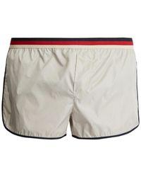 Gucci   Striped-waist Swim Shorts   Lyst