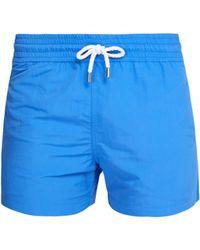 Frescobol Carioca Short de bain Sports - Bleu