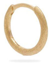 Annoushka - X The Vampire's Wife Small Hoop Single Earring - Lyst