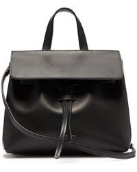 Mansur Gavriel - Mini Mini Lady Leather Cross Body Bag - Lyst