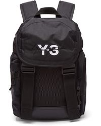 70e3247ded1b Y-3 - Xs Mobility Logo Print Backpack - Lyst
