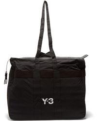 c9a9f615497b3 Y-3 - Xl Weekender Bag - Lyst