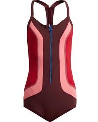 Isabel Marant - Toan Colour-block Swimsuit - Lyst
