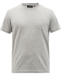 Belstaff トム 2.0 コットンtシャツ - グレー