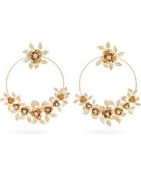 Miansai Anahata Diamond, Sapphire, Opal & 18kt Gold Ring - Pink