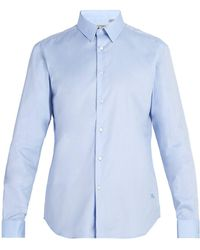 Burberry - Double-cuff Oxford-cotton Shirt - Lyst