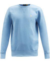 Polo Ralph Lauren - ロゴ コットンブレンドスウェットシャツ - Lyst