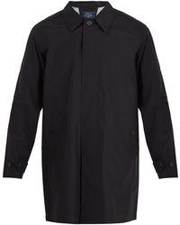Polo Ralph Lauren Trench-coat à col en pointe - Noir
