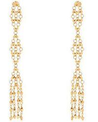 Rosantica By Michela Panero - Surreal Diamond Shaped Drop Earrings - Lyst