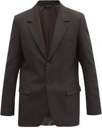 Acne Studios - ジェリコ シングルスーツジャケット - Lyst