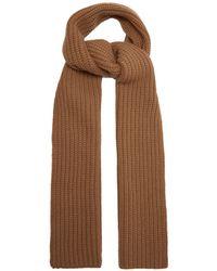JOSEPH - Heavy Weight Knit Scarf - Lyst