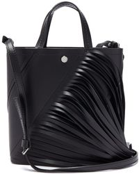 Proenza Schouler - Hex Small Leather Tote Bag - Lyst