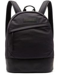 Want Les Essentiels De La Vie - Kastrup Leather-trimmed Nylon Backpack - Lyst