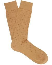 Pantherella - Gadsbury Pin Dot Socks - Lyst