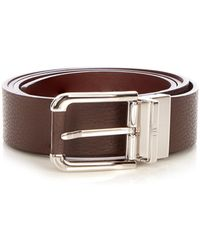 Dunhill - Reversible Leather Belt - Lyst