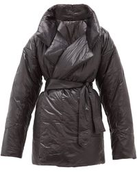 Norma Kamali - Manteau réversible Sleeping Bag - Lyst