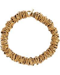 Balenciaga - Multi Ring Choker - Lyst