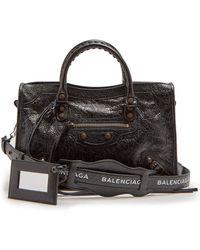 Balenciaga Classic City S Bag - Black