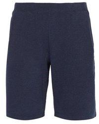 Sunspel - Mid Rise Cotton Jersey Shorts - Lyst