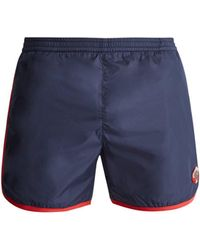 Robinson Les Bains - Cambridge Long Swim Shorts - Lyst