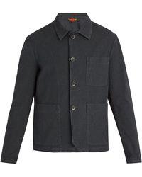Barena - Cotton Canvas Jacket - Lyst