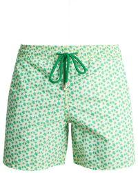 Vilebrequin - Moorea Hawaii Swim Shorts - Lyst