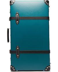 "Globe-Trotter Chelsea Garden 30"" Suitcase - Blue"