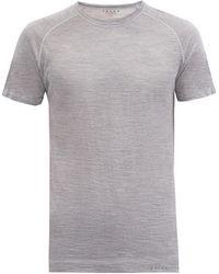 Falke - ウールシルクtシャツ - Lyst