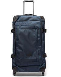 Eastpak Tranverz Cnnct L Check-in Suitcase - Blue