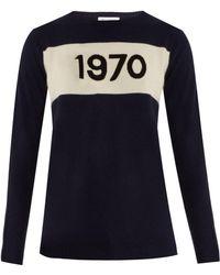 Bella Freud - 1970 Cashmere Sweater - Lyst