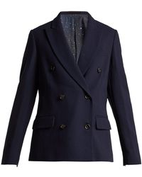Golden Goose Deluxe Brand - Misam Double Breasted Tailored Jacket - Lyst