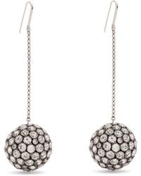 Isabel Marant - Ball-drop Earrings - Lyst
