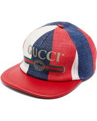 9e7ef78a0135e Versace Crown Embellished Velvet Baseball Cap in Black for Men - Lyst