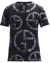 Giorgio Armani - ロゴtシャツ - Lyst