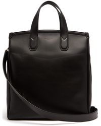 Dunhill - Duke Leather Tote - Lyst