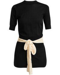Toga - Open Back Sequin Embellished Top - Lyst