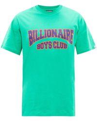 BBCICECREAM ロゴ コットンtシャツ - グリーン