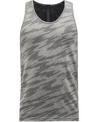 lululemon athletica Metal Vent Breathe Technical-jersey Top - Black
