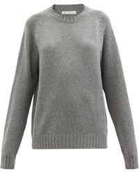 Umit Benan B+ Cashmere Jumper - Grey