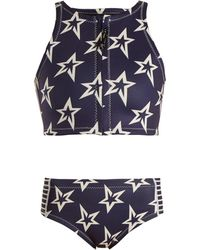 Perfect Moment - Star Neo High Waisted Bikini - Lyst