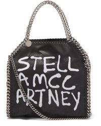 Stella McCartney X Ed Curtis ファラベラ ミニ フェイクレザーバッグ - ブラック