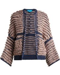 M.i.h Jeans - Alice Loop Knit Cardigan - Lyst