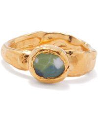 Nick Fouquet Turino Gold-plated Ring - Metallic