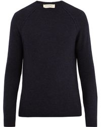 American Vintage - Wixtonchurch Crew-neck Sweater - Lyst